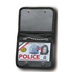 Porte-carte de coup en Cordura - ouvert