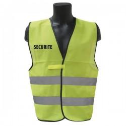 High visibility vest Sécurité