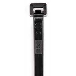 Straps 500 mm X 12,5 mm Zwart