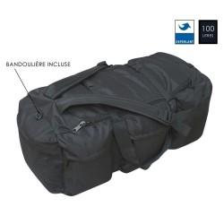 NATO Commando Bag 100L. Zwart