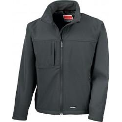 Result® Vest Softshell Zwart